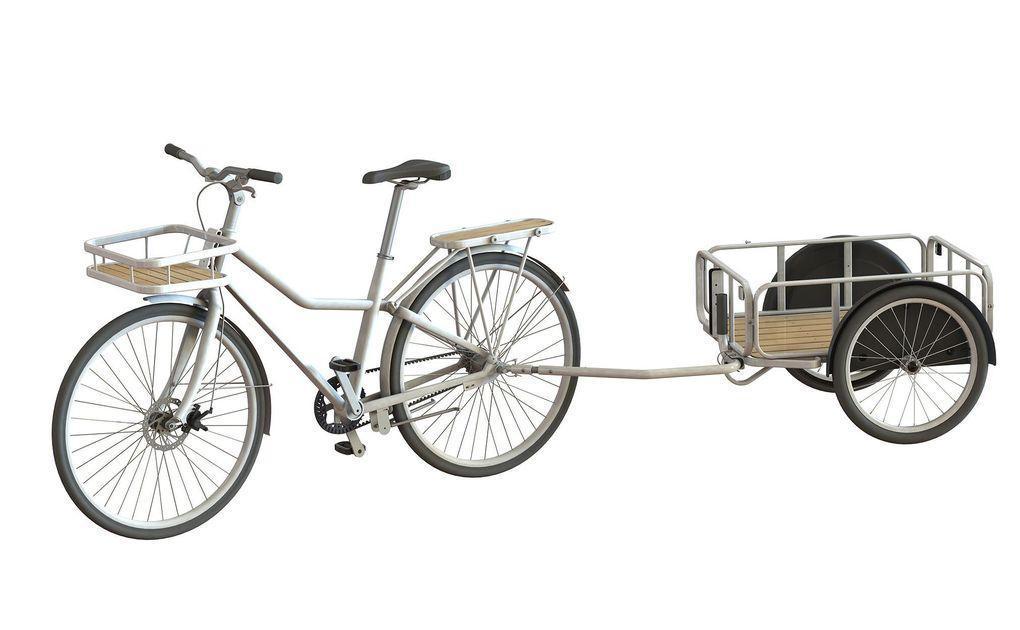 Snart kan du Sladda runt på den här cykeln från Ikea