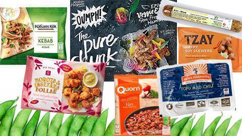 Gröna proteinkällor