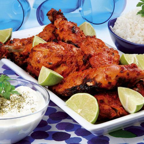 kyckling tandoori recept
