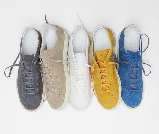 Nya sneakers från svenska CQP