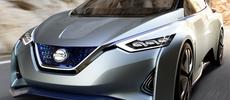 Nissans fantastiska idé om framtidens elbilar