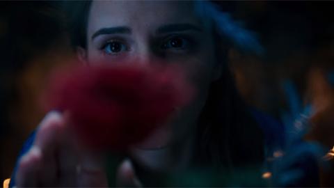 OMG! Första teaser-trailern för Skönheten och odjuret är här!