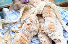 Valnötsbröd med rosmarin