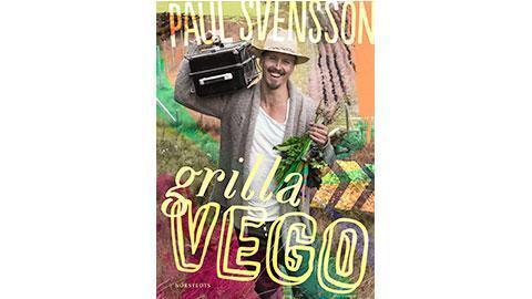 """Vinn boken """"Grilla vego"""""""