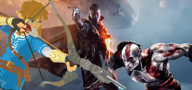De hetaste E3-nyheterna