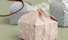 Gör det själv: Ett personligt paket är den finaste presenten