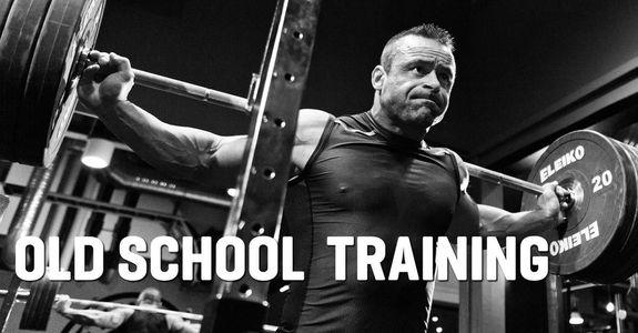 Old School Training med Strävan
