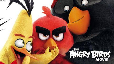 Vann du Angry Birds-tävlingen?