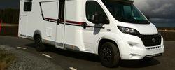 Husbil: LMC Cruiser Sport–Liner T 672 G
