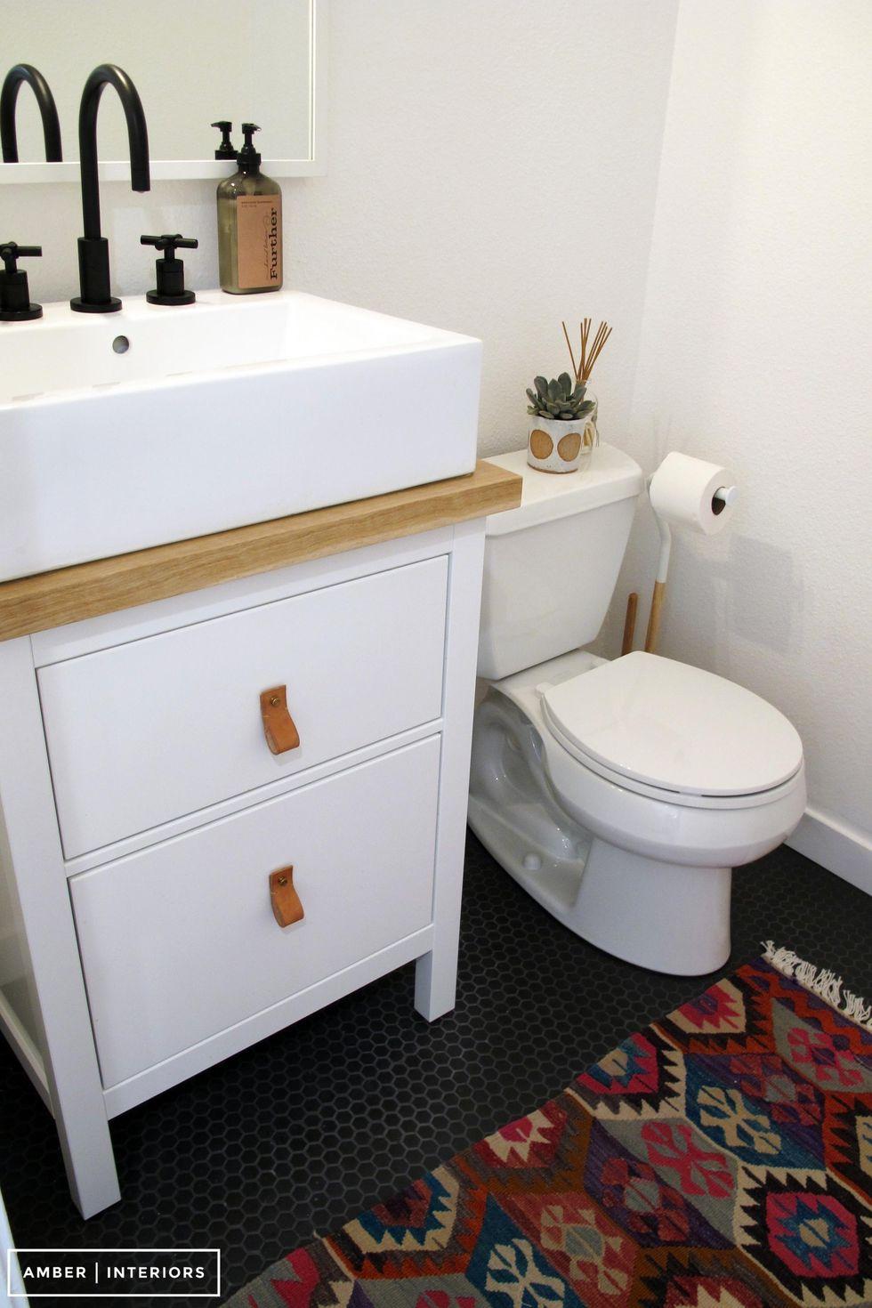 9 sätt att lyxa till dina Ikea-möbler med läderhandtag – Hus & Hem