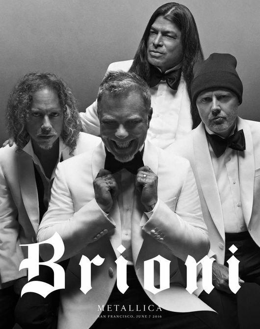 Brioni tar en ny inriktning med Justin O´Shea som Creative Director