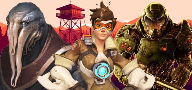 Vilket är årets hittills bästa spel?