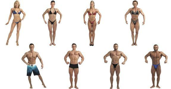 Disciplinerna inom kroppskultur