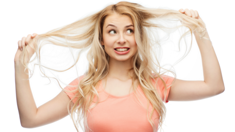 Test: Vilken hårtyp är du?
