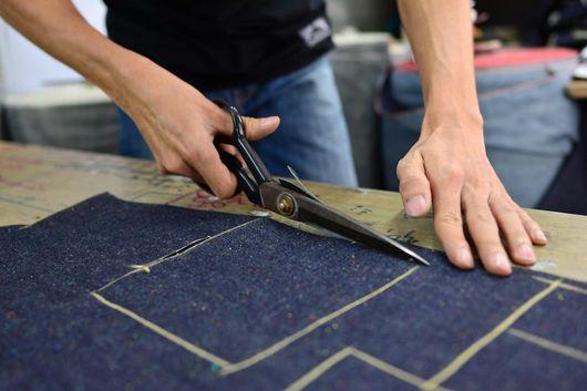 Custom made jeans från SOSO