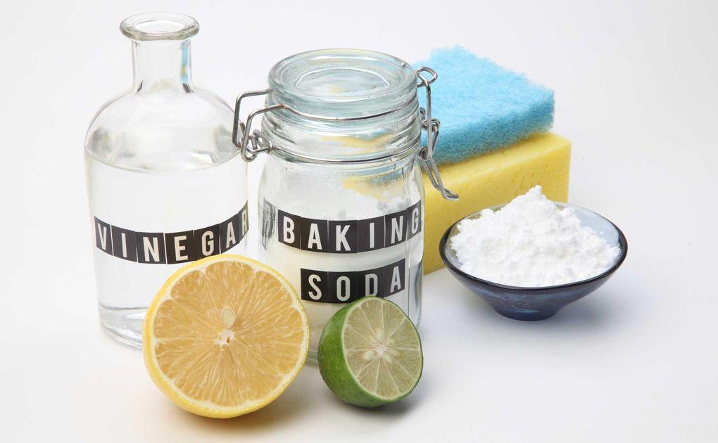 Fem smarta sätt att städa med hjälp av en citron
