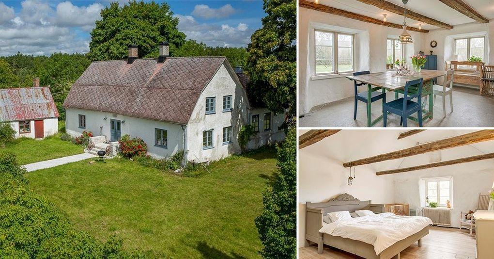 Favorit från Hemnet: Sommaridyll på Gotland