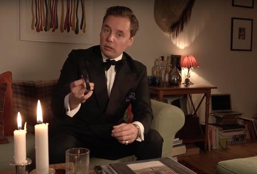 Veckans Videotips - Stiljournalen - Att klä sig i smoking