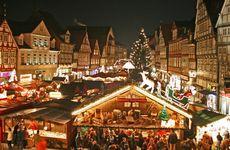 Avslutad: Starta julen i gemytliga Niedersachsen