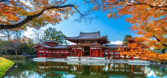 Japan nyhet bland höstens populäraste resmål
