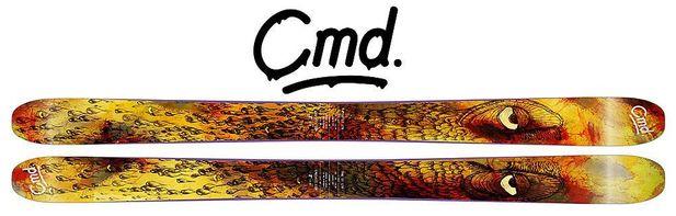 CMD Skis gör comeback