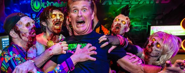 Zombier, arkadspel och Call of Duty – FZ möter David Hasselhoff!