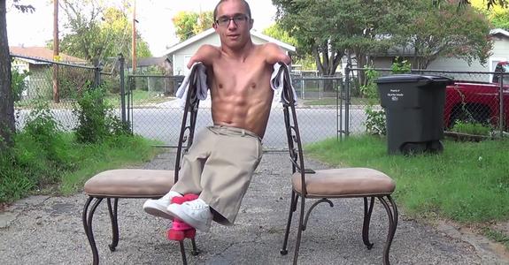 Hur man tränar utan armar
