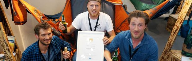 Norrmän vann prestigepris