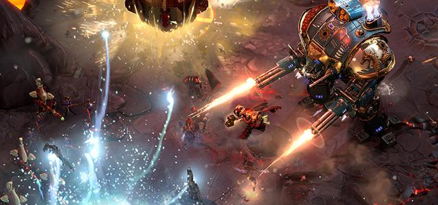 Hands-on – Dawn of War 3