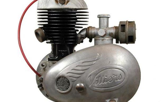 Tändstift till Villiers 197 cc