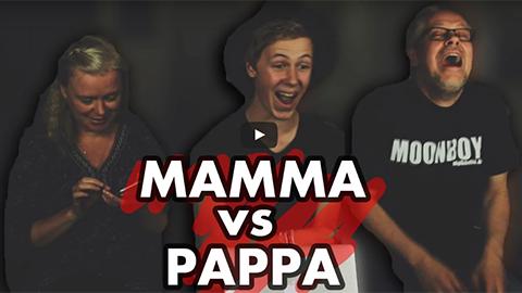"""""""Mamma VS pappa""""! Se Manfred Erlandsson sätta sina föräldrar på prov!"""