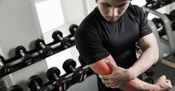 Hur behålla muskler vid skada?