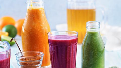 Nystarta med en juice-detox!