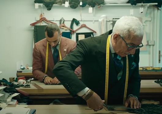 Veckans Videotips - Hemligheten bakom en välsittande kostym