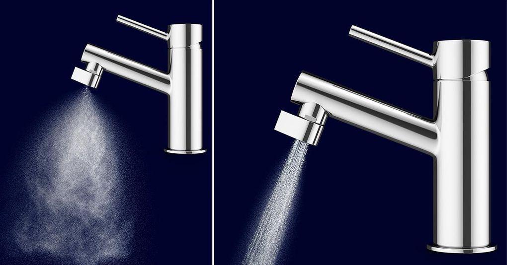 Här är svenska uppfinningen som låter dig spara 98 procent vatten