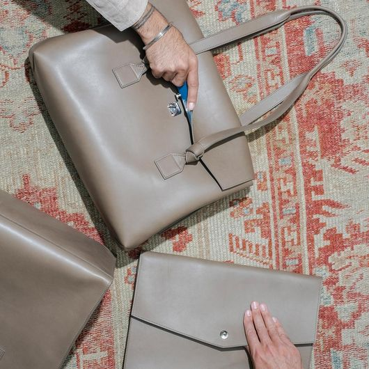 Stòffa lanserar en serie av Travel Bags