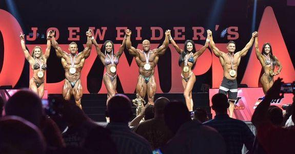 Olympia Weekend 2016 är här