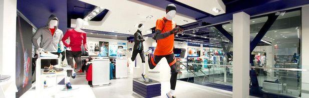 Asics letar ny butikslokal i Stockholm