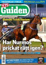 V75 Guiden nr 50, 2016