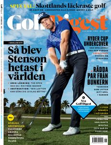 Golf Digest 6/2016