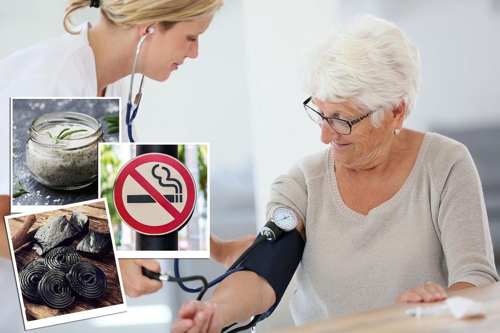 hur sänker man högt blodtryck