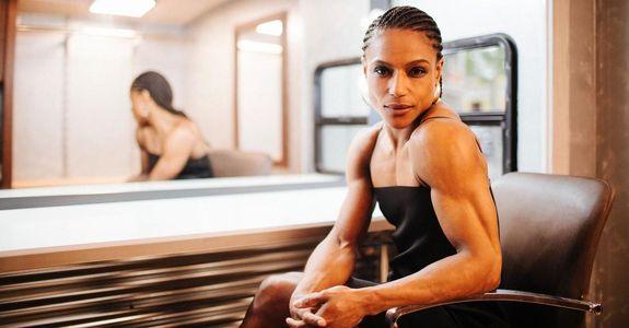 Kvinnliga muskler hos H&M