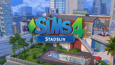 """Trailern till The Sims 4-expansionen """"Stadsliv"""" är här!"""