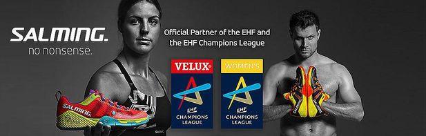 Salming ny sponsor till handbollens Champions League