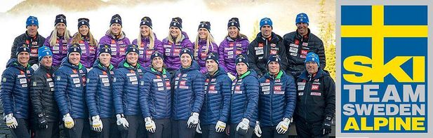 Helly Hansen tar över som sponsor av alpina landslaget