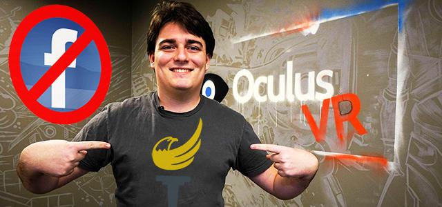 Oculus-grundaren röstar INTE Trump