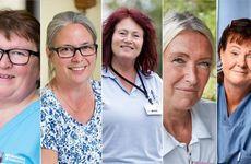RÖSTA: Vem är Sveriges bästa undersköterska?