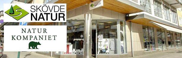 Naturkompaniet tar över butik i Skövde