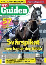 V75 Guiden nr 51, 2016