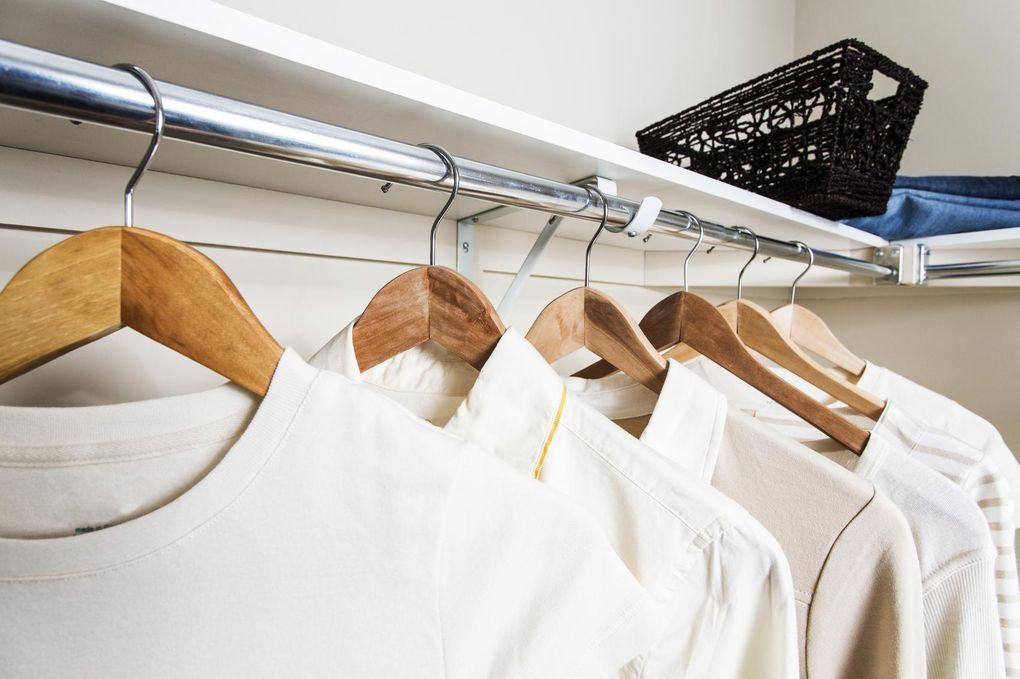 Smarta tekniken: Så slipper du problemet med kläder som försvinner i garderoben